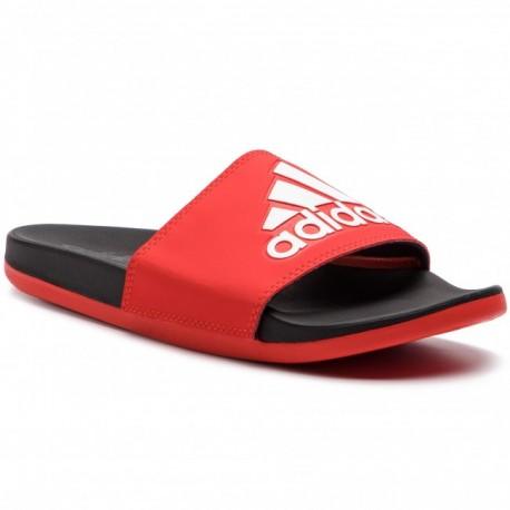 Adidas Adilette Comfort ADJ Férfi Papucs (Fekete Fehér) EG1344