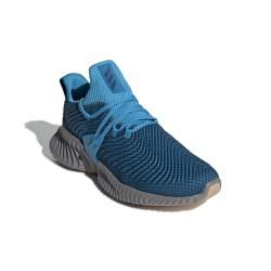Adidas Alphabounce Instinct M Férfi Cipő (Kék-Szürke) BD7112