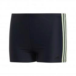 Adidas FIT 3 Stripes Boxers Fiú Gyerek Úszó Boxer (Kék-Sárga) DP7545
