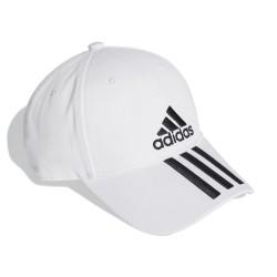 Adidas 6P 3S Cap COTTO Baseball Sapka (Fehér-Fekete) DU0197