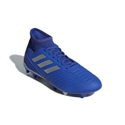 Adidas Predator 19.3 FG Férfi Foci Cipő (Kék-Szürke) BB8112