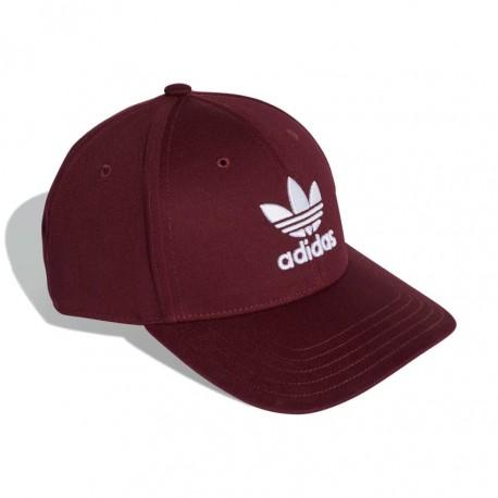7404a0fd3e Adidas Originals Trefoil Baseball Sapka (Bordó-Fehér) DV0175