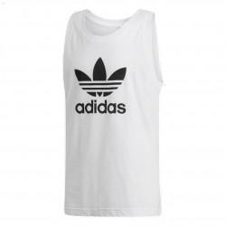 Adidas Originals Trefoil Tank Férfi Trikó (Fehér-Fekete) DV1508