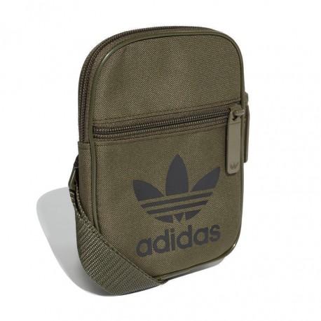 Adidas Originals Trefoil Festival Bag Kistáska (Zöld) DV2407 b64ef2f913
