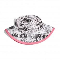 Adidas INF Bucket Kislány Bébi Kalap (Fekete-Fehér-Rózsaszín) DW4775