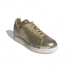 Adidas Originals Stan Smith New Bold Női Cipő (Arany-Fehér) F34120