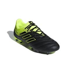 Adidas Copa 19.3 FG Férfi Foci Cipő (Fekete-Sárga) BB8090