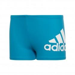 Adidas Badge Of Sport Swim Boxers Fiú Gyerek Boxer (Kék-Fehér) DQ3381