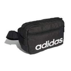 Adidas Linear Core Waist Bag Övtáska (Fekete-Fehér) DT4827