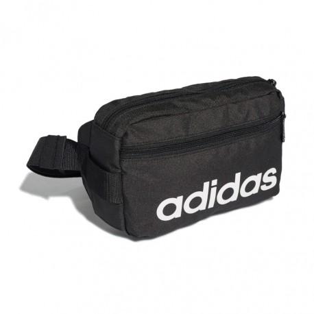 Adidas Linear Core Waist Bag Övtáska (Fekete-Fehér) DT4827 3920a8e4d5