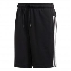 Adidas Must Haves 3 Stripes FT Shorts Férfi Short (Fekete-Fehér) DT9903
