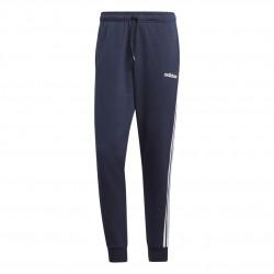 Adidas Essentials 3 Stripes TC Pants Férfi Nadrág (Sötétkék-Fehér) DU0478