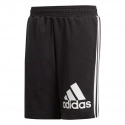 Adidas YB BOS Short Fiú Gyerek Short (Fekete-Fehér) DV0802