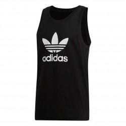 Adidas Originals Trefoil Tank Férfi Trikó (Fekete-Fehér) DV1509