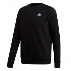 Adidas Originals Essential Crewneck Sweatshirt Férfi Pulóver (Fekete-Fehér) DV1600