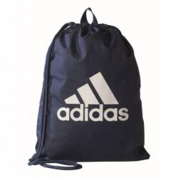 Adidas Performance Logo Gym Bag Tornazsák (Sötétkék-Fehér) BR5194