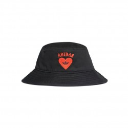 Adidas Originals Bucket Hat Női Kalap (Fekete-Piros) EK4794