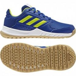 Adidas FortaGym K Fiú Gyerek Cipő (Kék-Zöld) CG2682
