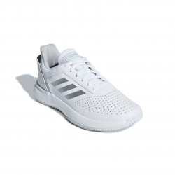 Adidas Courtsmash Női Tenisz Cipő (Fehér-Ezüst) F36262