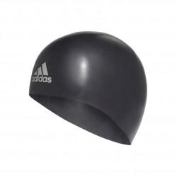 Adidas Silicone 3D Cap Úszósapka (Fekete) M34112