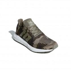 Adidas Originals Swift Run Férfi Cipő (Zöld-Szürke-Fehér) BD7976