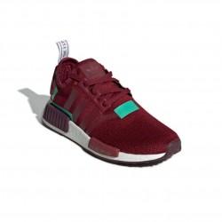 Adidas Originals NMD R1 W Női Cipő (Piros-Zöld) BD8007