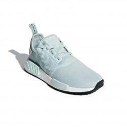 Adidas Originals NMD R1 W Női Cipő (Világoszöld-Fehér) BD8011