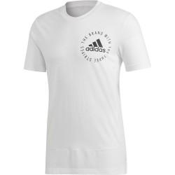 Adidas Sport ID Tee Férfi Póló (Fehér-Fekete) DT9928