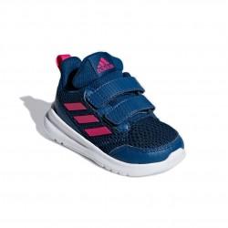 Adidas AltaRun CF I Kislány Gyerek Cipő (Kék-Pink) CG6808