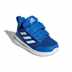 Adidas AltaRun CF I Kisfiú Gyerek Cipő (Kék-Fehér) CG6818
