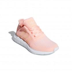 Adidas Originals Swift Run J Női Cipő (Barack-Fehér) CG6910