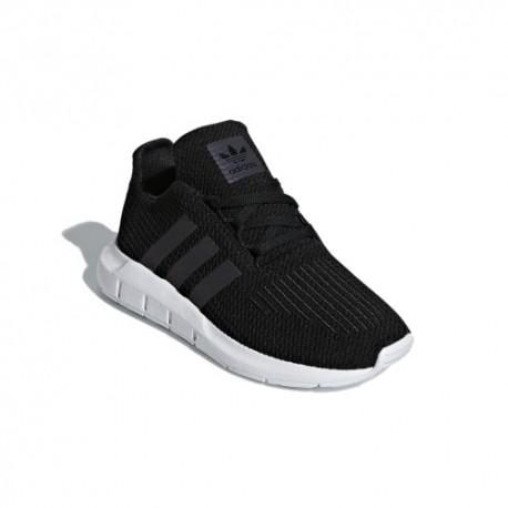 98da1e7cfe Adidas Originals Swift Run C Fiú Gyerek Cipő (Fekete-Fehér) CG6921