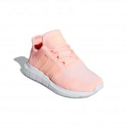 Adidas Originals Swift Run C Lány Gyerek Cipő (Barack-Fehér) CG6922