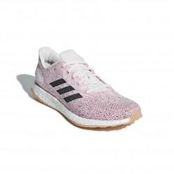 Adidas PureBOOST DPR W Női Futó Cipő (Fehér-Rózsaszín) D97402