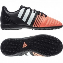 Adidas Nitrocharge 4.0 TF Gyerek Focicipő (Fekete-Narancssárga) B44152