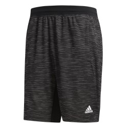 Adidas 4KRFT Sport Striped Heather Shorts Férfi Short (Fekete) DQ2863