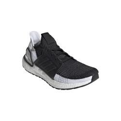 Adidas UltraBOOST 19 Férfi Futó Cipő (Fekete-Fehér) B37704