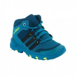 Adidas AX2 MID I Fiú Gyerek Bakancs (Kék-Zöld) CM7276