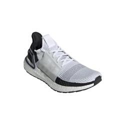 Adidas UltraBOOST 19 Férfi Futó Cipő (Fehér-Fekete) B37707