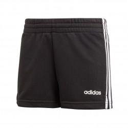 Adidas YG Essentials 3 Stripes Short Lány Gyerek Short (Fekete-Fehér) DV0351