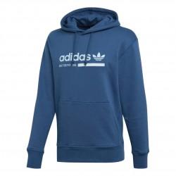 Adidas Kaval Graphic Hoodie Férfi Pulóver (Kék) DV1909