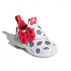 Adidas FortaRun X Minnie CF I Kislány Gyerek Cipő (Fehér-Piros) D96918
