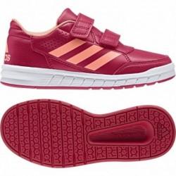 Adidas AltaSport CF K Lány Gyerek Cipő (Rózsaszín-Barack-Fehér) S81057