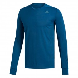 Adidas Prism LS Tee Férfi Felső (Kék) DQ1899
