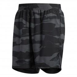 Adidas Camouflage Run It Shorts Férfi Futó Short (Fekete) DQ2562