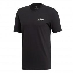 Adidas Essentials Plain Tee Férfi Póló (Fekete-Fehér) DU0367