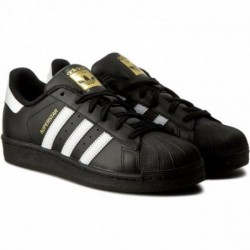 Adidas Originals Superstar Foundation Utcai Cipő (Fekete) B27140