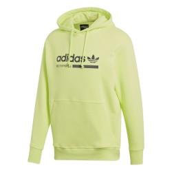 Adidas Originals Kaval Graphic Hoodie Férfi Pulóver (Sárga) DV1955