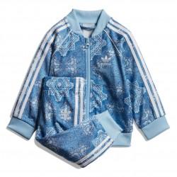 Adidas Originals Culture Clash SST TS Bébi Melegítő Együttes (Kék-Fehér) DV2320