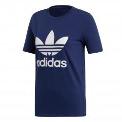 Adidas Originals Trefoil Tee Női Póló (Sötétkék-Fehér) DV2599